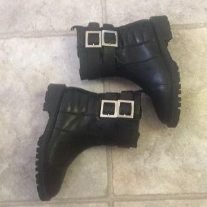 Zara moto style boots